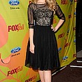 Dianna Agron At Arrivals For Fox Fall by Everett