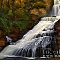 Dingmans Falls by Susan Candelario