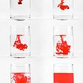 Dissolving Dye by Photo Researchers, Inc.