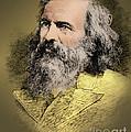 Dmitri Mendeleev, Russian Chemist by Science Source