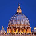 Dome San Pietro by Brian Jannsen