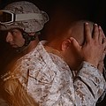 Dramatization Of A Us Marine Affected by Everett