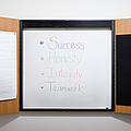Dry Erase Board by Andersen Ross