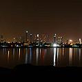 Dubai By Night by Jesse James Fernandez