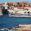 Dubrovnik Old City Architecture by Artur Bogacki