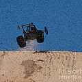 Dune Buggy Jump by Grace Grogan