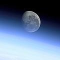 Earths Limb by Stocktrek Images