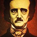 Edgar Allan Poe by Justin Coffman
