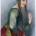Eleanor Of Aquitaine by Granger