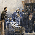 Electrocution, 1890 by Granger