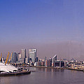 Emirates Cable Car Skyline by David French