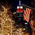 Empire State Building by Theodore Jones