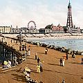 England: Blackpool, C1900 by Granger