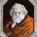 Euclid, Ancient Greek Mathematician by Science Source