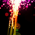 Explosion Of Lights by Setsiri Silapasuwanchai
