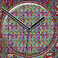 Faces Of Time 2 by Mike McGlothlen
