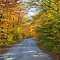 Fall In New England by Glenn Gordon