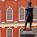 Faneuil Hall by Brian Jannsen