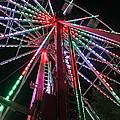 Ferris Wheel by Lauri Novak