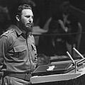 Fidel Castro (1926-) by Granger