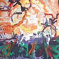 Fire by Hira Bosh
