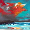 Fire Sky by Jennifer Hickman