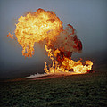 Fireball From Liquid Petroleum Gas Explosion by Crown Copyrighthealth & Safety Laboratory