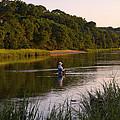 Fisherman by Bob Retnauer