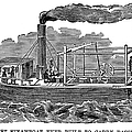 Fitchs Steamboat, C1790 by Granger