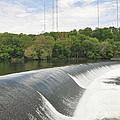 Flatrock Dam by Bill Cannon