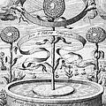Flower Clock, 1643 by Granger
