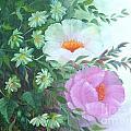 Flowers by Renate Behr