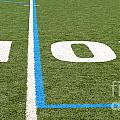 Football Field Ten by Henrik Lehnerer