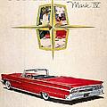 Ford Avertisement, 1959 by Granger