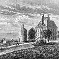 France: Wine Ch�teau, 1868 by Granger