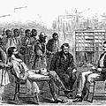 Freedmens Bureau, 1866 by Granger