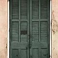 French Quarter Doors by Leslie Leda