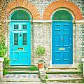 Front Doors by Tom Gowanlock