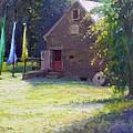 Ty Hodanish Gallery At Prallsville Mill by Kit Dalton