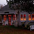 Gardner Roberts Memorial Library by Andrew Bear