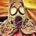 Gas Mask by Jill Battaglia