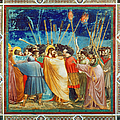 Giotto: Betrayal Of Christ by Granger
