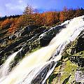 Glenmacnass Waterfall, Co Wicklow by The Irish Image Collection