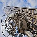 Globe by Theodore Jones