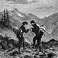 Gold Prospectors, 1876 by Granger