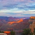 Grand Canyon Grand Sky by Heidi Smith