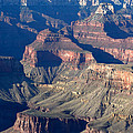 Grand Canyon Shadows by Julie Niemela