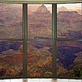 Grand Canyon Springtime Bay Window View by James BO  Insogna
