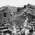 Great Wall Of China, 1901 by Granger
