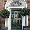 Green Door by Arlene Carmel